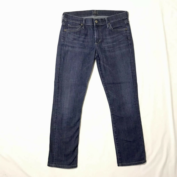 Citizens Of Humanity Denim - Citizens Of Humanity Ava Jeans Low Rise Straight